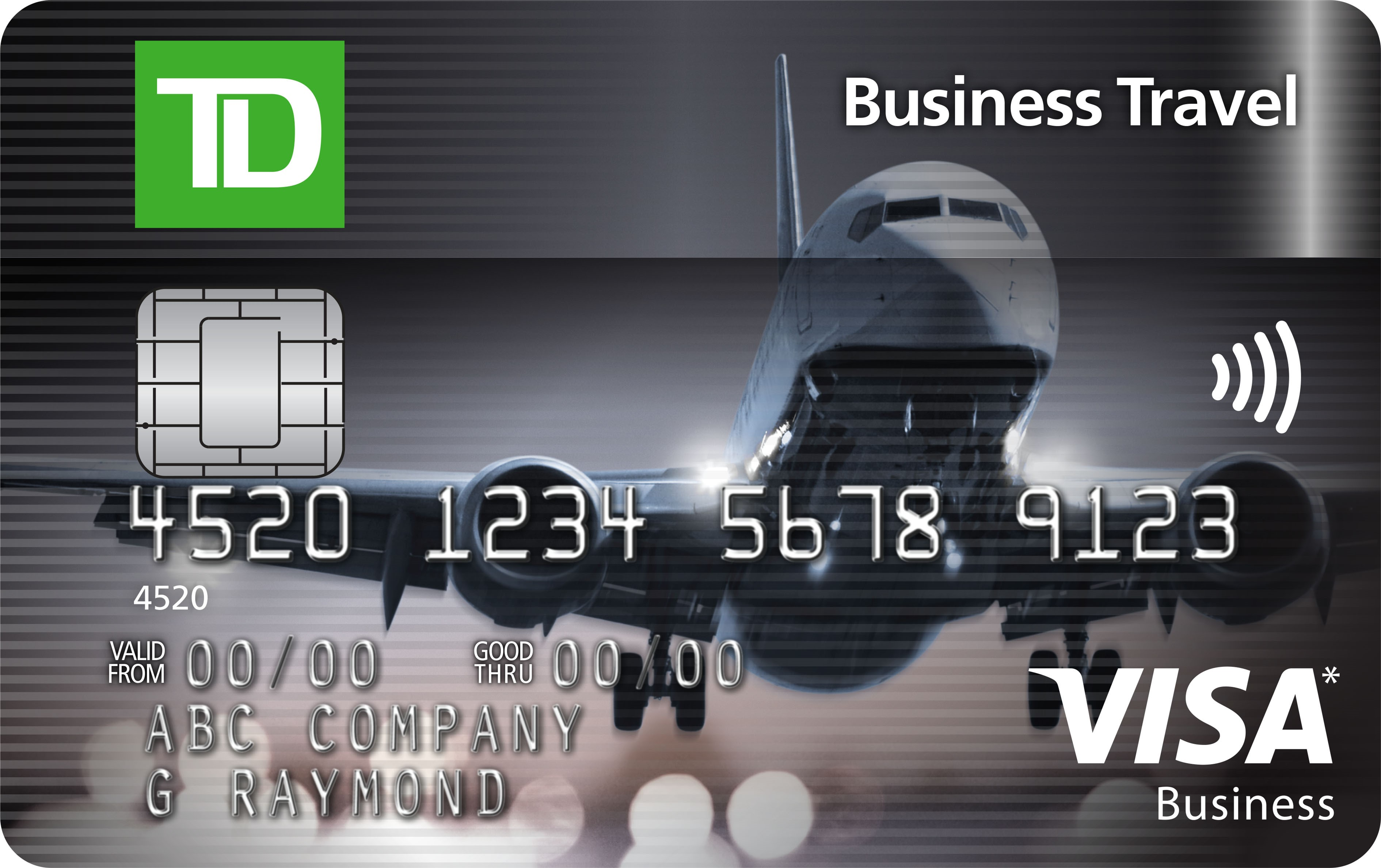 TD Canada Business Travel with Priority Pass