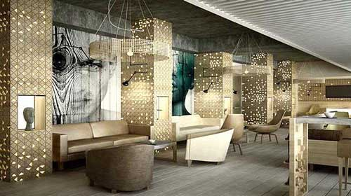 Bessie Coleman VIP Lounge, La Raizet International