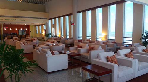 EXECUTIVE LOUNGE, ST. GEORGE'S