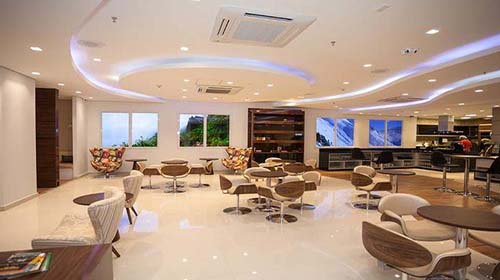 Harmony Lounge, Manaus Eduardo Gomes International
