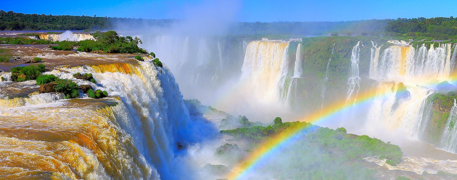 Iguaza Valentines destination