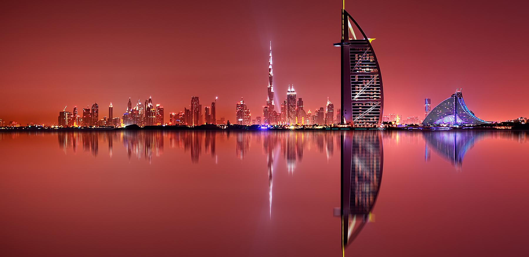 Dubai Travel Destination 2017