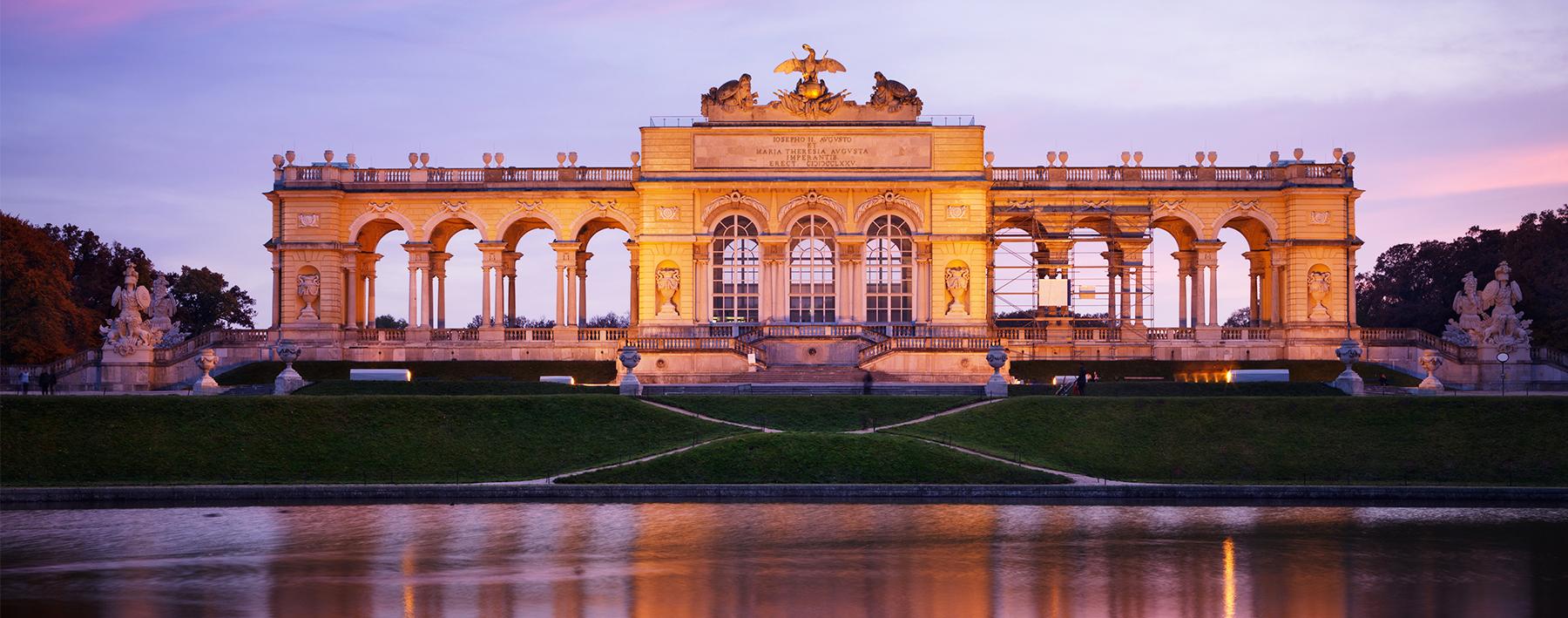 Vienna Valentines destination