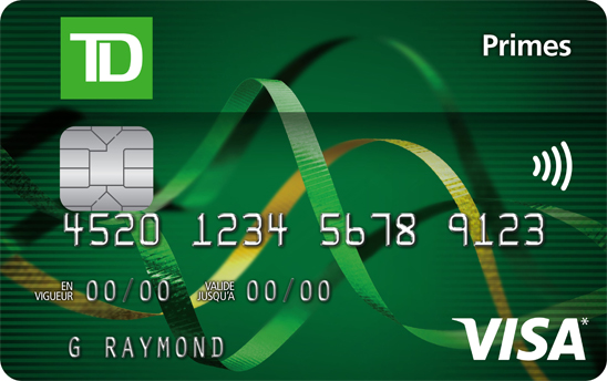 TD Canada Platinum Travel with Priority Pass
