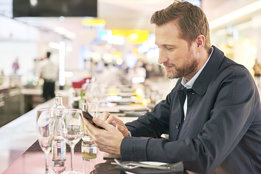 There are over 800 offers available, check online or via the Priority Pass mobile app