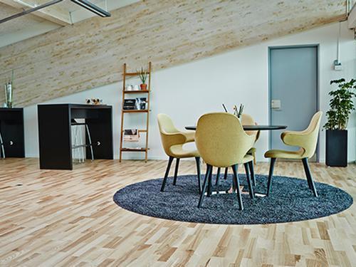 Aalborg Airport Lounge