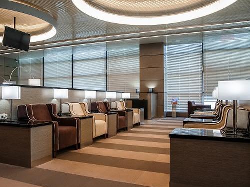 Business Lounge, Anapa Vityazevo, Russia