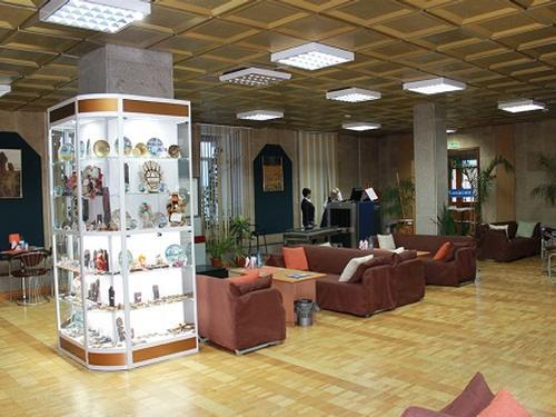 Abakan Lounge, Abakan International, Russia