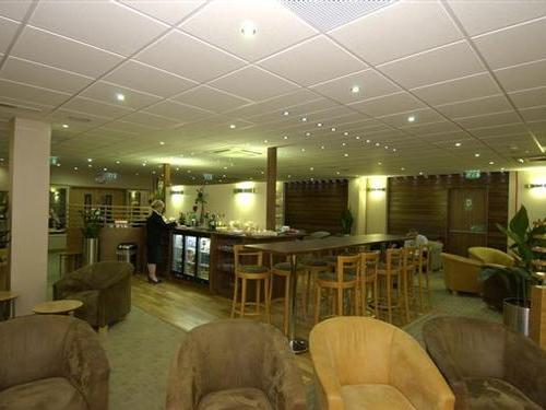 Servisair Lounge, Aberdeen International