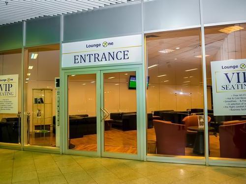 Lounge One, Abuja Nnamdi Azikiwe Intl