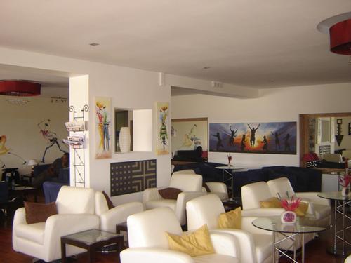 Akwaaba Lounge, Accra Kotoka International, Ghana