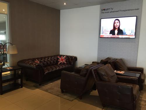 Sanbra Duty Free & Priority Lounge, Accra Kotoka International