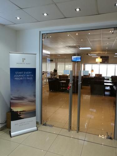 Sanbra Duty Free & Priority Lounge, Acra Kotoka International