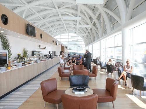Comfort Lounge, Izmir Adnan Menderes