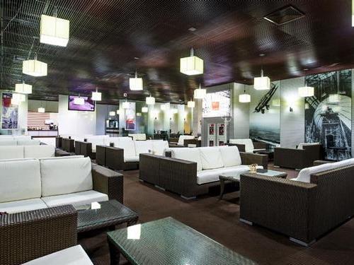 Business Lounge, Sochi International