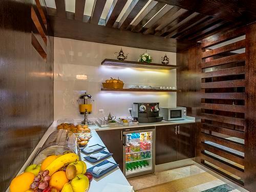 Pearl Lounge, Agadir Al Massira Intl, Morocco