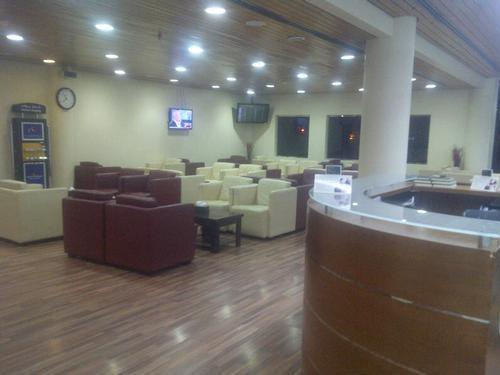 Tasheel First Class Lounge - Abha Regional - Saudi Arabia