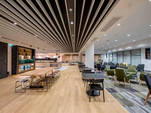 Strata Lounge, Auckland International