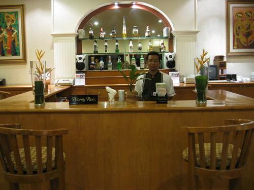Sheraton VIP Departure Lounge, Lombok