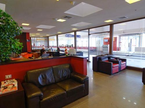 Salones VIP Pacific Club, Antofagasta Cerro Moreno