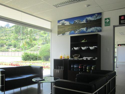 Caral VIP Lounge, Anta Germán Arias Graziani