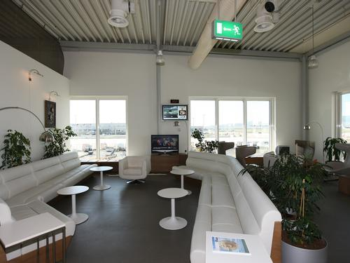 Swissport Executive Lounge, Athens International