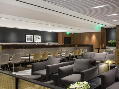 Goldair CIP Lounge, Athens International