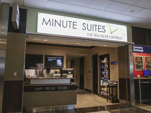 Minute Suites, Atlanta GA International