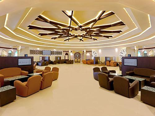 Diamond Lounge,Abu Dhabi International
