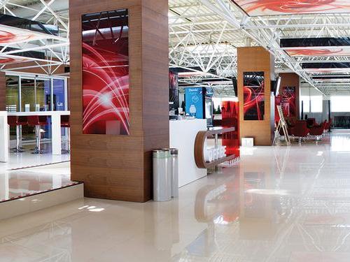 ICF Lounge, Antalya International