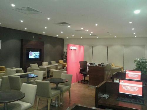 Marhaba Lower Lounge, Bahrain International
