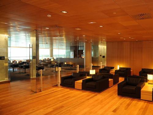 Sala VIP Pau Casals, Barcelona El Prat