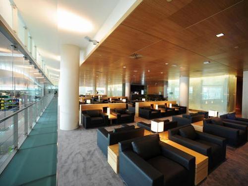 Sala VIP Miro, Barcelona El Prat