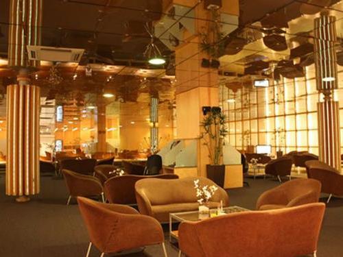 Sala VIP Canudas, Barcelona El Prat