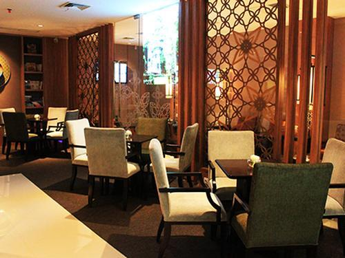 Saphire Lounge, Bandung Husein Sastranegara, Indonesia