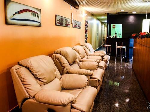 Sala VIP Valeverde, Belem Val de Cans International