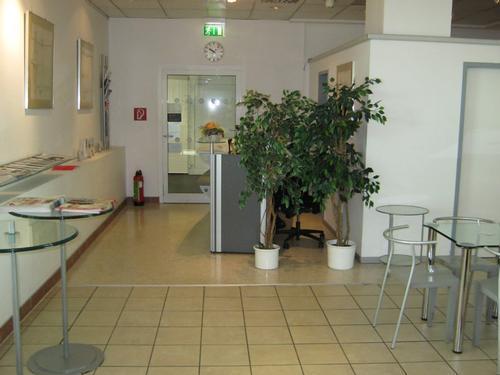Hugo Junkers Lounge, Berlin Schoenefeld
