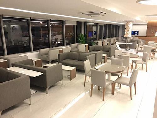 LAT Lounge, Beirut Rafic Hariri International, Lebanon