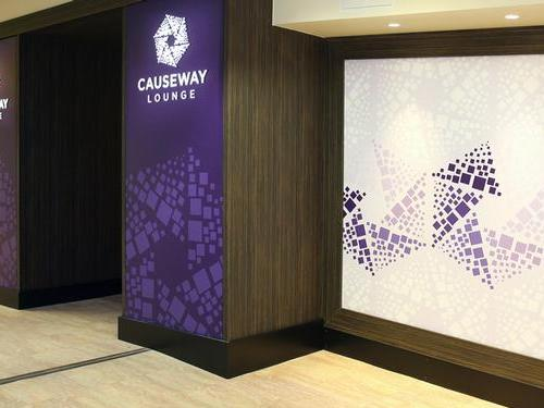 Causeway Lounge, Belfast International