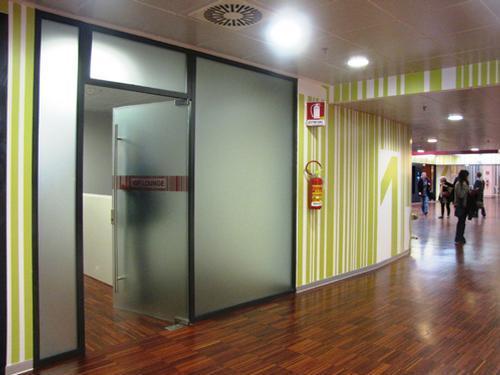 Gate VIP Lounge Sacbo, Milan Bergamo Orio Al Serio, Italy