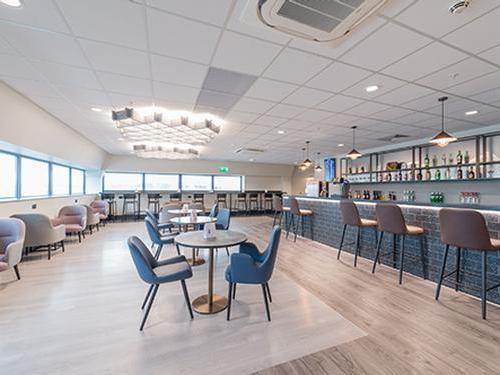 Aspire Lounge (South), Birmingham, UK