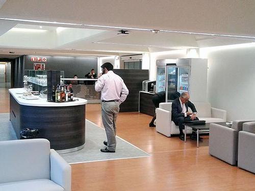 Sala VIP, Bilbao Airport