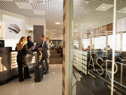 Aspire Lounge by Servisair, Birmingham Airport
