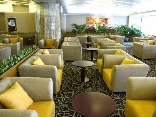 Air China Business Class Lounge, Beijing Capital International