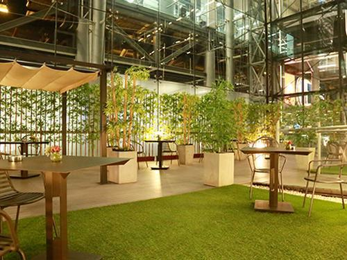 Miracle Business Class Lounge, Bangkok Suvarnabhumi Intl, Thailand