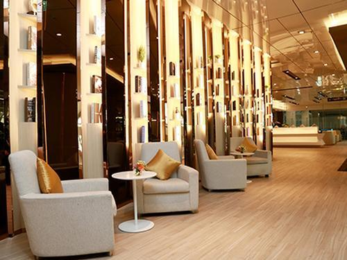 Miracle Business Class Lounge, Bangkok Suvarnabhumi Intl, Thailand
