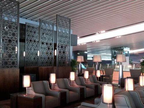 Plaza Premium Lounge, Bangalore International