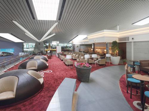 Above Ground Level Lounge, Bangalore Intl