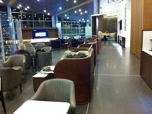 Sala VIP LATAM, Bogota El Dorado International