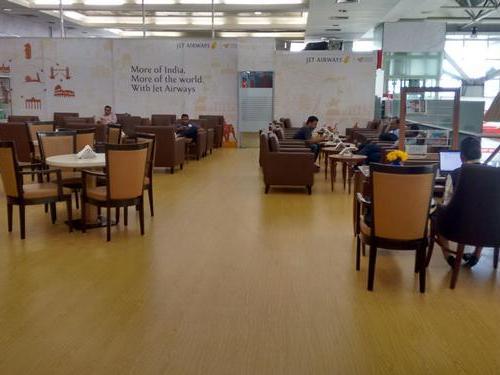 Clipper Lounge, Mumbai Chhatrapati Shivaji